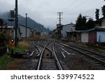 hida furukawa city | Shutterstock . vector #539974522