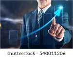 business. | Shutterstock . vector #540011206