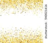 abstract pattern of random... | Shutterstock .eps vector #540021616