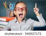 boy. | Shutterstock . vector #540027172