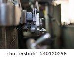 handle | Shutterstock . vector #540120298