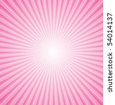 Vector Background And Pink Ray