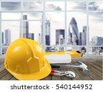 hammer. | Shutterstock . vector #540144952