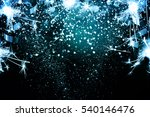 new year decoration | Shutterstock . vector #540146476