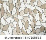 abstract tiled background. | Shutterstock . vector #540165586