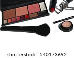 isolated cosmetic | Shutterstock . vector #540173692