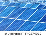 Solar Panel Detail Abstract  ...
