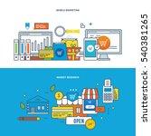 concept of illustration  ... | Shutterstock .eps vector #540381265