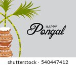 vector illustration of a banner ... | Shutterstock .eps vector #540447412