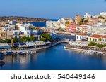 Agios Nikolaos  Greece   Augus...