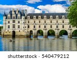 Castle Of Chenonceau  Val De...