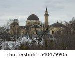mosque in kyiv   Shutterstock . vector #540479905
