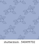 seamless vector pattern. hand...   Shutterstock .eps vector #540499702