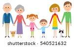 family | Shutterstock .eps vector #540521632
