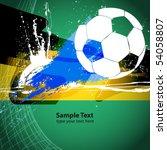 football background | Shutterstock .eps vector #54058807