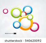 abstract colorful background... | Shutterstock .eps vector #540620092