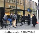 new york city  ny  december 21  ...   Shutterstock . vector #540726076
