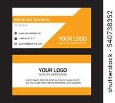 vector illustration of business ... | Shutterstock .eps vector #540738352