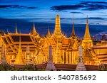 Bangkok  Thailand At The Temple ...