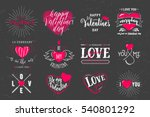 vector illustration of... | Shutterstock .eps vector #540801292
