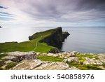 Neist Point On The Isle Of Sky...
