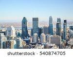 montreal  canada   december 4 ... | Shutterstock . vector #540874705