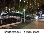 miami beach  florida   december ... | Shutterstock . vector #540881026