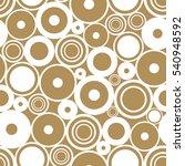 seamless vector geometrical...   Shutterstock .eps vector #540948592