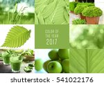 trendy color concept. set with... | Shutterstock . vector #541022176