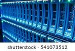 Hard Disk Bay On Storage Serve...