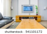 luxury modern home interior... | Shutterstock . vector #541101172