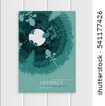 stock vector illustration... | Shutterstock .eps vector #541177426