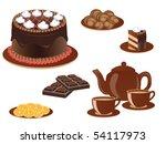 sweetness | Shutterstock .eps vector #54117973