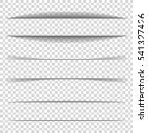 page divider. transparent...