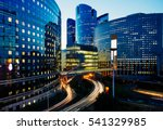night architecture  ... | Shutterstock . vector #541329985