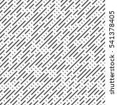 seamless pattern of diagonal... | Shutterstock .eps vector #541378405