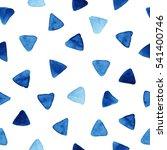 watercolor seamless pattern...   Shutterstock . vector #541400746