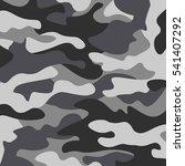 camouflage pattern background.... | Shutterstock .eps vector #541407292