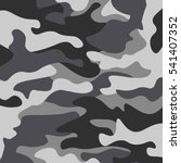 camouflage pattern background.... | Shutterstock .eps vector #541407352