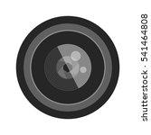photo optic lens vector... | Shutterstock .eps vector #541464808