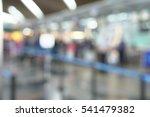 a terminal airport blur for... | Shutterstock . vector #541479382