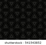 geometric shape abstract vector ... | Shutterstock .eps vector #541543852