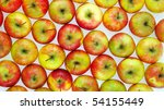 apples  may be used as... | Shutterstock . vector #54155449