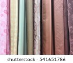 Colorful Curtain Samples...