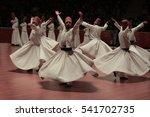 konya  december 16  sufi... | Shutterstock . vector #541702735