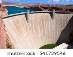 Glen Canyon Dam  Arizona ...