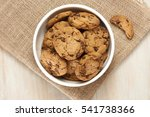 A Photo Of Chocolate Chips...