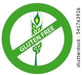 gluten free icon  vector gluten ...