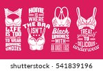 collection of quote...   Shutterstock .eps vector #541839196