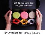 inspiration motivation quotelet ... | Shutterstock . vector #541843198